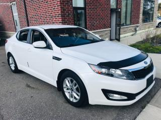 Used 2012 Kia Optima GDI for sale in Rexdale, ON
