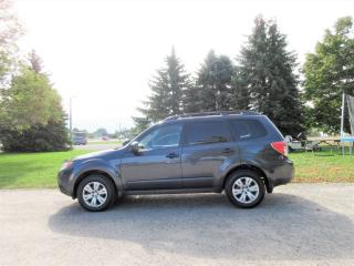 Used 2012 Subaru Forester 2.5X ALL WHEEL DRIVE for sale in Thornton, ON