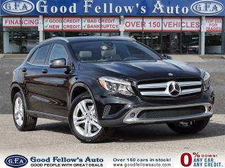 Used 2016 Mercedes-Benz GLA 250 4MATIC, PANORAMIC ROOF, BLIND SPOT MONITOING for sale in Toronto, ON