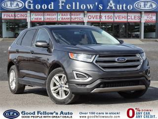 Used 2016 Ford Edge SEL MODEL, 2 L, AWD, REARVIEW CAMERA, HEATED SEATS for sale in Toronto, ON