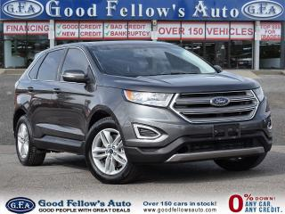 Used 2016 Ford Edge SEL MODEL, AWD, REARVIEW CAMERA, HEATED SEATS, 2 L for sale in Toronto, ON