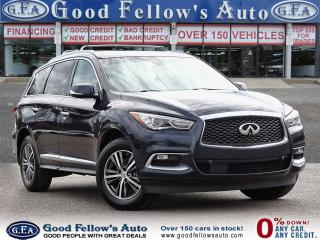 Used 2016 Infiniti QX60 7 PASSANGER, 4WD, LEATHER SEATS, SUNROOF, NAVI for sale in Toronto, ON