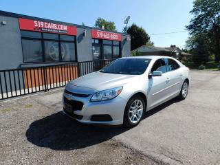Used 2015 Chevrolet Malibu LT|SUNROOF|BLUETOOTH|BACKUP CAMERA for sale in St. Thomas, ON