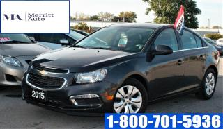 Used 2015 Chevrolet Cruze 2LT |REMOTE START|REAR CAMERA |WI-FI HOTSPOT for sale in London, ON