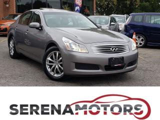 Used 2007 Infiniti G35 LUXURY PKG | AWD | FULLY LOADED | ONE OWNER for sale in Mississauga, ON