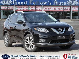 Used 2015 Nissan Rogue SL MODEL, AWD, POWER SEATS, 360 DEGREE CAMERA for sale in Toronto, ON