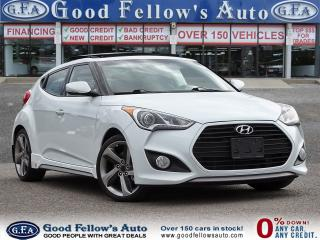 Used 2014 Hyundai Veloster COUPE W/ TURBO, 4CYL 1.6L, PARKING ASSIST REAR for sale in Toronto, ON