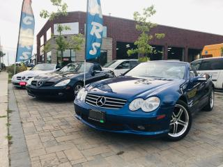 Used 2004 Mercedes-Benz SL-Class 2 Mercedes S Class type Convertibles for sale in Rexdale, ON