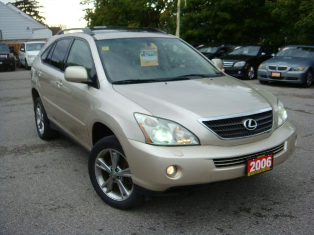 2006 Lexus RX 400h Navigation/Backup Camera/Bluetooth