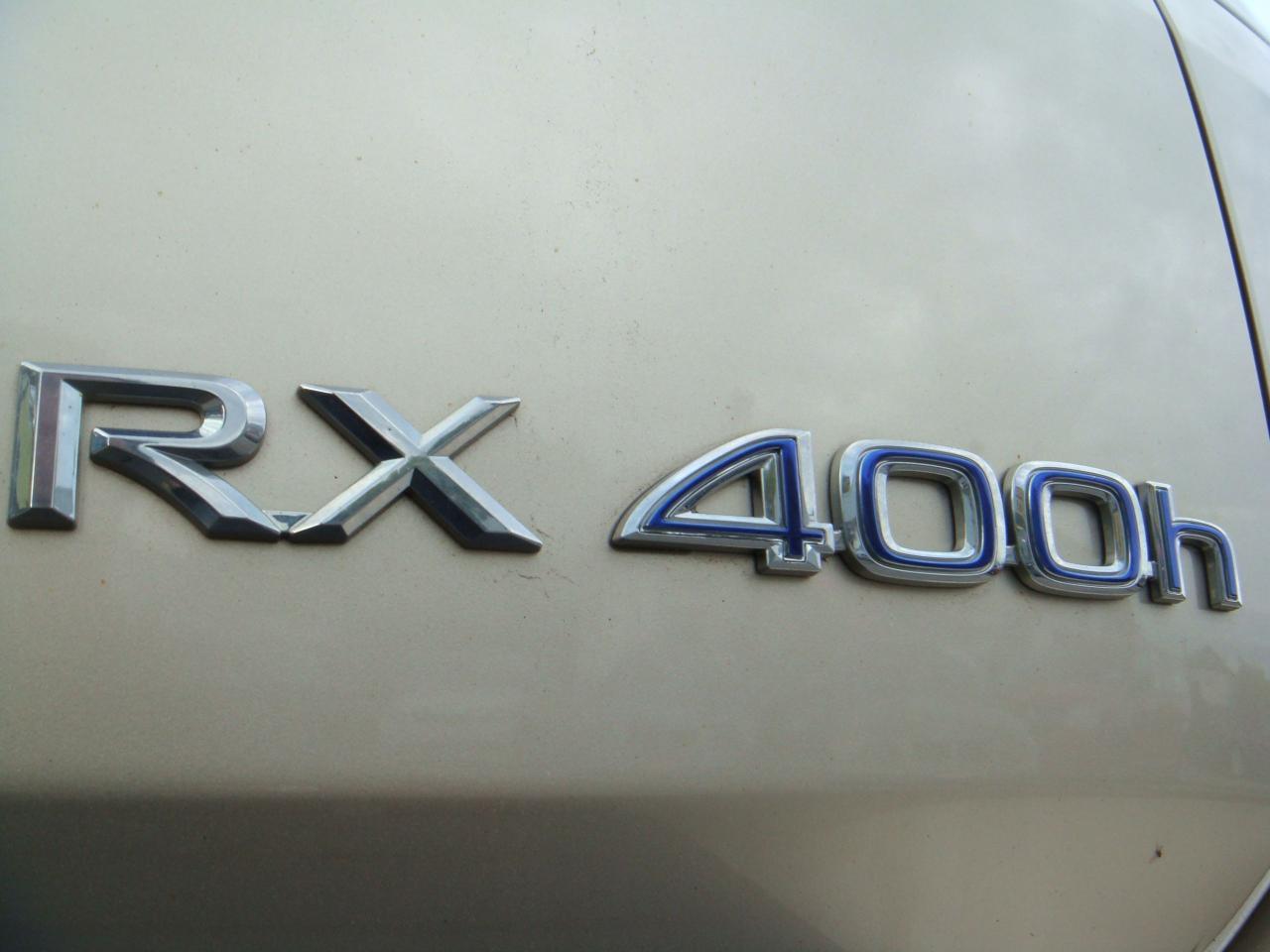 2006 Lexus RX 400h