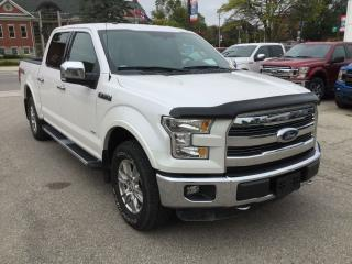 Used 2015 Ford F-150 Lariat | 4X4 | Remote Start for sale in Harriston, ON