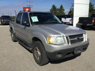 Used 2004 Ford Explorer Sport Trac XLT Adrenalin | As Is for sale in Harriston, ON
