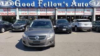 Used 2010 Volkswagen Tiguan COMFORTLINE, 2.0L TURBO, AWD for sale in Toronto, ON