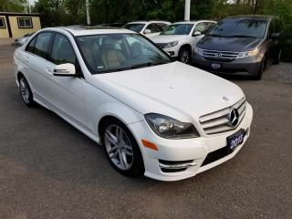 Used 2013 Mercedes-Benz C-Class C300 for sale in Mississauga, ON
