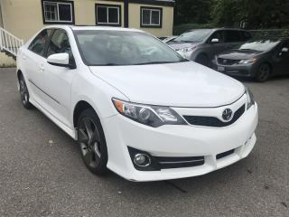 Used 2014 Toyota Camry SE for sale in Mississauga, ON