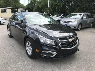 Used 2016 Chevrolet Cruze Limited for sale in Mississauga, ON