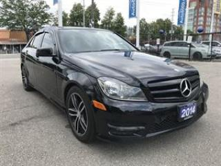 Used 2014 Mercedes-Benz C-Class C300 4MATIC for sale in Mississauga, ON