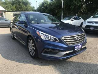 Used 2015 Hyundai Sonata SPORT for sale in Mississauga, ON