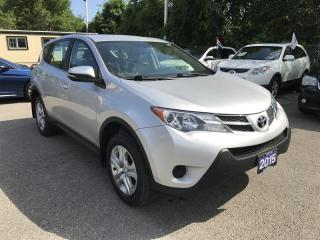 Used 2015 Toyota RAV4 LE for sale in Mississauga, ON