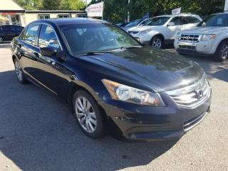 Used 2011 Honda Accord EX for sale in Mississauga, ON