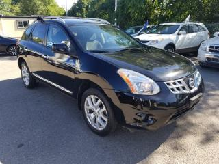Used 2013 Nissan Rogue SV for sale in Mississauga, ON