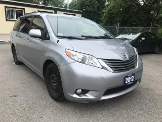 Used 2012 Toyota Sienna XLE for sale in Mississauga, ON