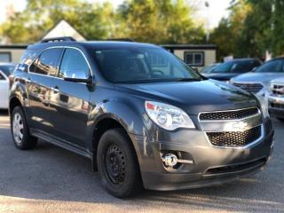 Used 2011 Chevrolet Equinox LT for sale in Mississauga, ON