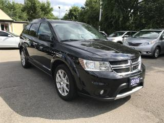 Used 2016 Dodge Journey R/T for sale in Mississauga, ON