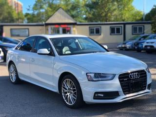 Used 2016 Audi A4 S-LINE for sale in Mississauga, ON