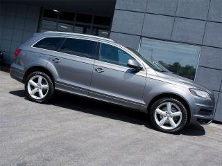 Used 2012 Audi Q7 S LINE|TDI|NAVI|REARCAM|PANOROOF|7 SEATS for sale in Toronto, ON