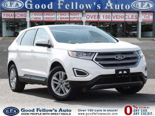 Used 2016 Ford Edge SEL MODEL, 3.5L 6CYL, REARVIEW CAMERA, NAVIGATION for sale in Toronto, ON