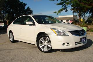 Used 2012 Nissan Altima 3.5 SR for sale in Mississauga, ON