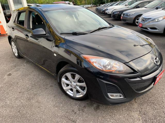 2010 Mazda MAZDA3 2.5/ AUTO/ SUNROOF/ POWER GROUP/ ALLOYS!