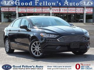 Used 2017 Ford Fusion SE MODEL, 2.5L 4CYL, REARVIEW CAMERA, POWER SEATS for sale in Toronto, ON