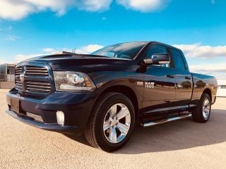 Used 2013 RAM 1500 Sport-Loaded Bullet for sale in Mississauga, ON