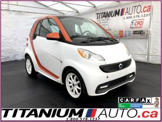 Used 2016 Smart fortwo PASSION+Electric Drive+Pano Roof+Heated Leather+ for sale in London, ON
