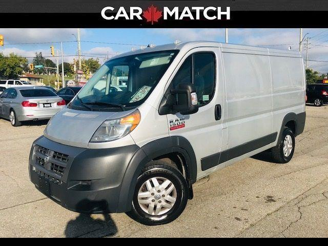 2014 RAM ProMaster DIESEL / NO ACCIDENTS