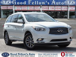 Used 2015 Infiniti QX60 6CYL 3.5L, AWD, 7 PASSENGER, POWER & HEATED SEATS for sale in Toronto, ON