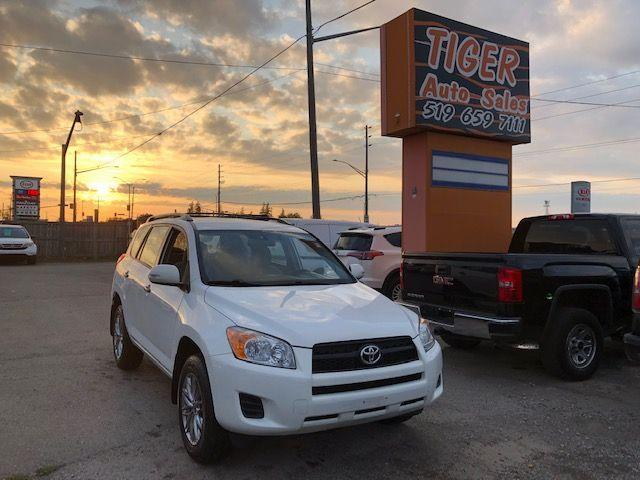 2011 Toyota RAV4 **ONLY 57KMS***WHEELS**4 CYLINDER**4WD**CERTIFIED