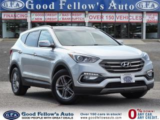 Used 2017 Hyundai Santa Fe Sport LUXURY SPORT MODEL, AWD, 2.4L 4CYL,REARVIEW CAMERA for sale in Toronto, ON