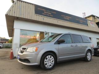 Used 2013 Dodge Grand Caravan FULL STOW AND GO, LIKE NEW, 7 PASSENGERS for sale in Mississauga, ON