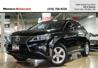 Used 2013 Lexus RX 350 AWD - SUNROOF|PUSH START|2 KEYS|EXTRA WINTER SET for sale in North York, ON