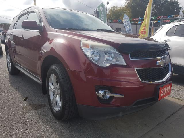 2011 Chevrolet Equinox 1LT-1Owner-Clean Report-130K Only-Bluetooth-Alloys