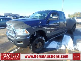 Used 2014 RAM 3500 LARAMIE CREW CAB LWB 4WD 6.7L for sale in Calgary, AB
