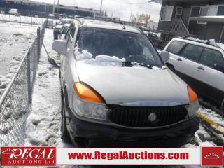 Used 2003 Buick Rendezvous CXL 4D Utility for sale in Calgary, AB