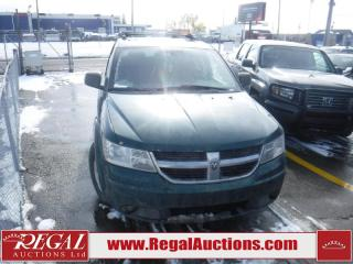 Used 2009 Dodge JOURNEY  4D UTILITY 2WD 2.4L for sale in Calgary, AB