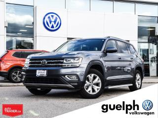 Used 2018 Volkswagen Atlas 4Motion for sale in Guelph, ON