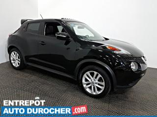 Used 2016 Nissan Juke SL AWD NAVIGATION - Toit Ouvrant - A/C - Cuir for sale in Laval, QC