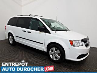 Used 2017 Dodge Grand Caravan Canada Value  Automatique - A/C - 7 Passagers for sale in Laval, QC