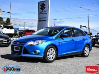 Used 2012 Ford Focus SE for sale in Barrie, ON